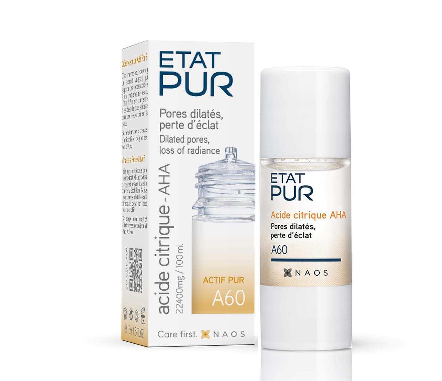 Pure Active Citric Acid - Aha 15 ML 3001132972