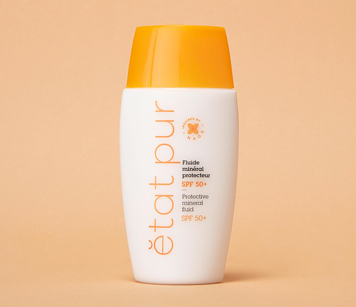 PROTECTIVE MINERAL FLUID SPF50+ 40 ML 3005021098